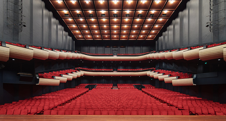 Image B - Perth Concert Hall